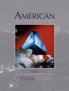 American Mineral Treasures book cover